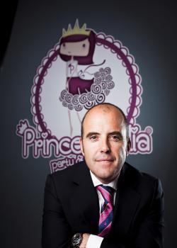 Franchising - Entrevista a Miguel Angel Parra, diretor de Princelandia