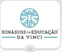 Ginásios da educação Da Vinci